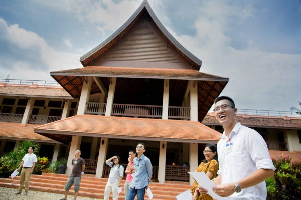 """Activities were held at the Mitharsuu Center for Leadership and Justice in Chiang Mai, Thailand. The name """"Mitharsuu"""" means """"family"""" in Burmese and the MLAI program reflects this idea by developing a network of young legal advocates who can support one another's work."""
