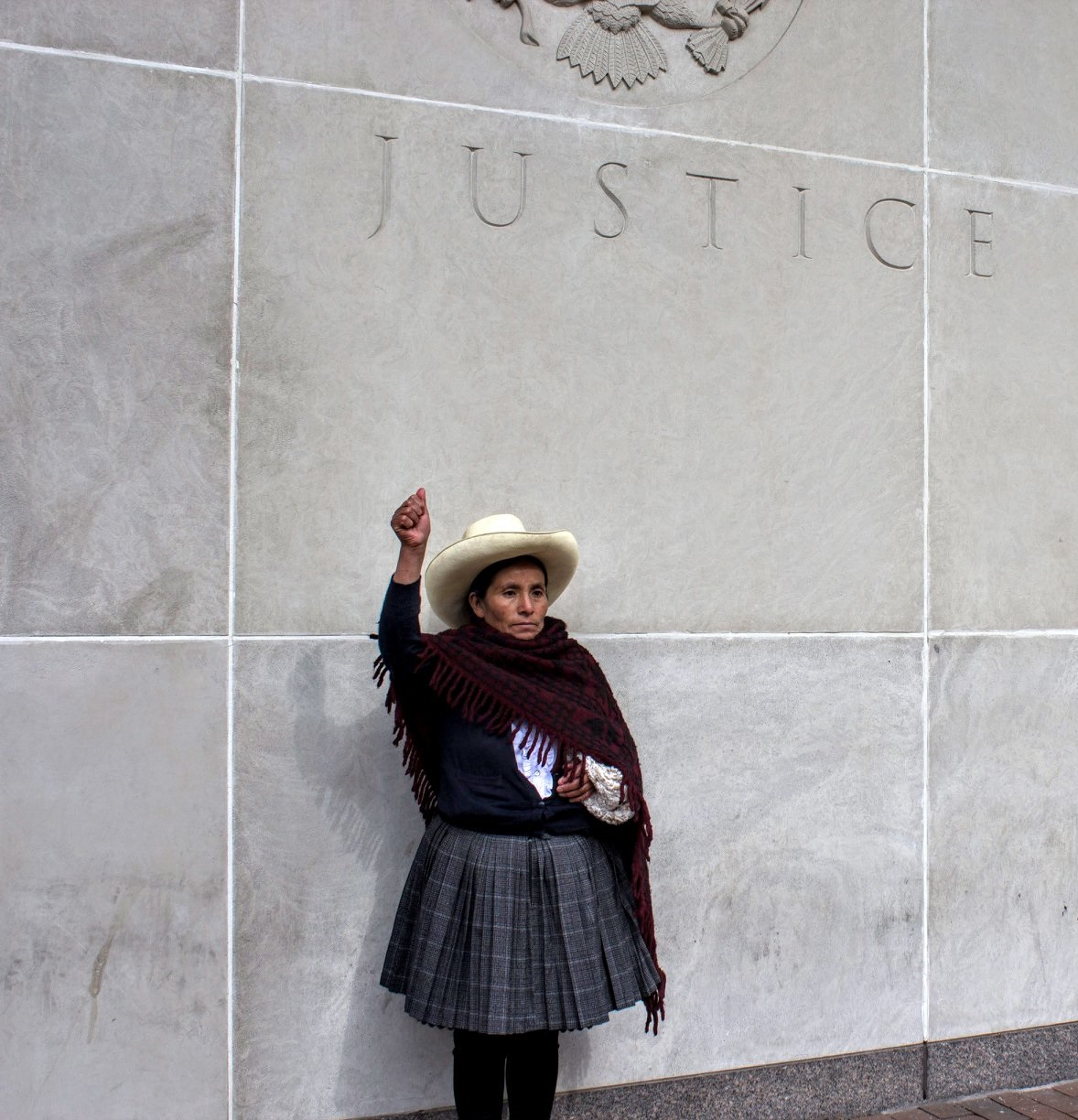 Goldman Prize winner and earth rights defender Maxima de Chaupe and her family won an important appeal in their case to hold the mining giant, Newmont, accountable for years of abuse.