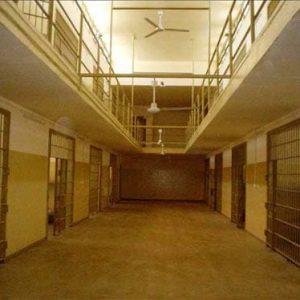 The Abu Ghraib Prison in Iraq