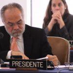 José de Jesús Orozco Henríquez, president o the IACHR