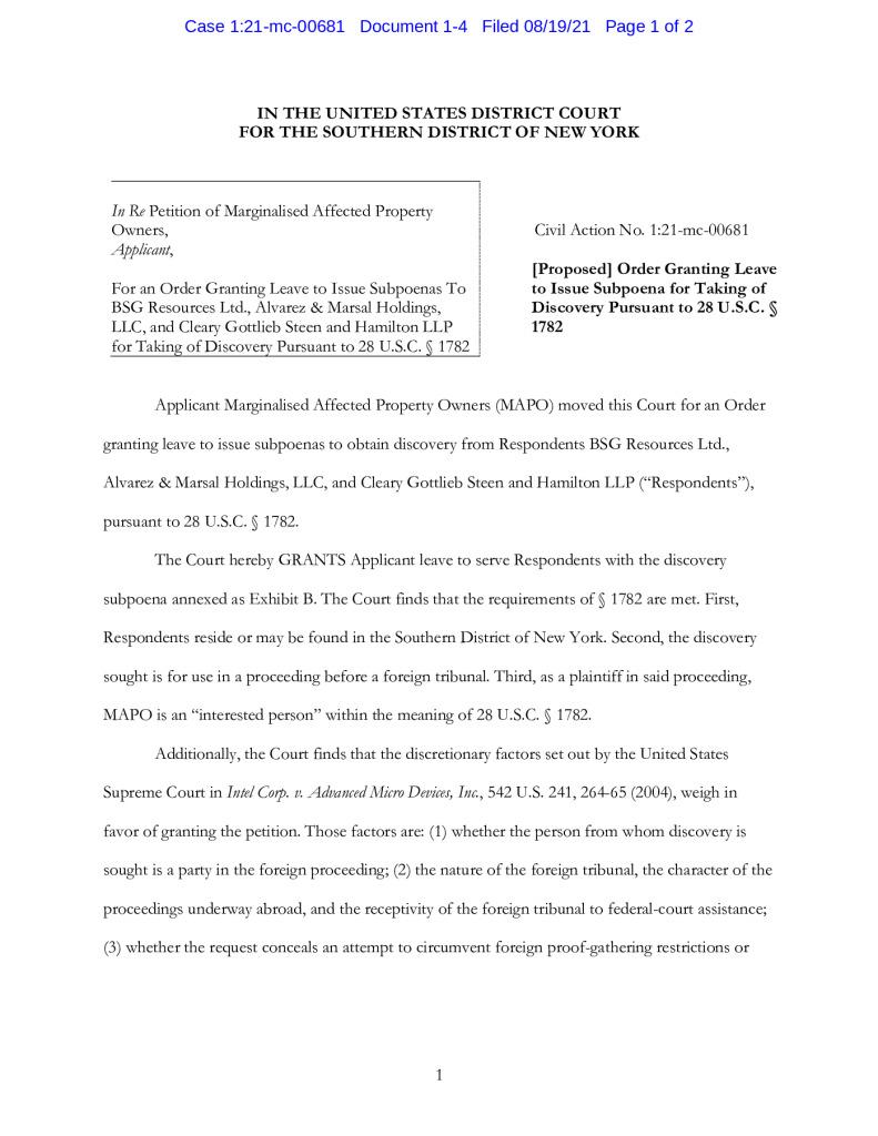 thumbnail of Koidu_Proposed Order