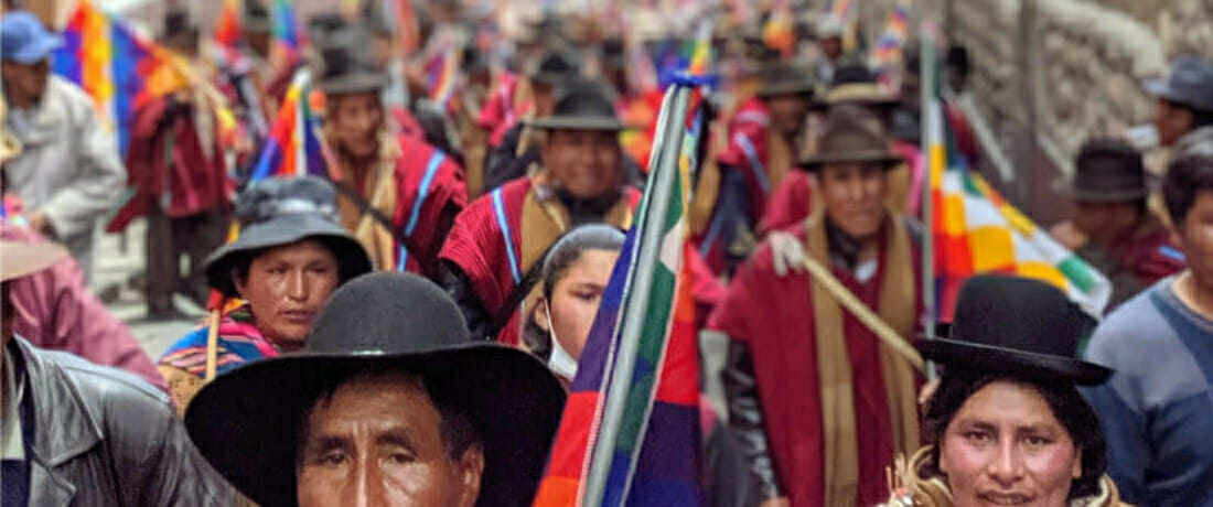 Human Rights Groups Urge Interim Bolivian Government to Investigate Recent Abuses  Against Civilians