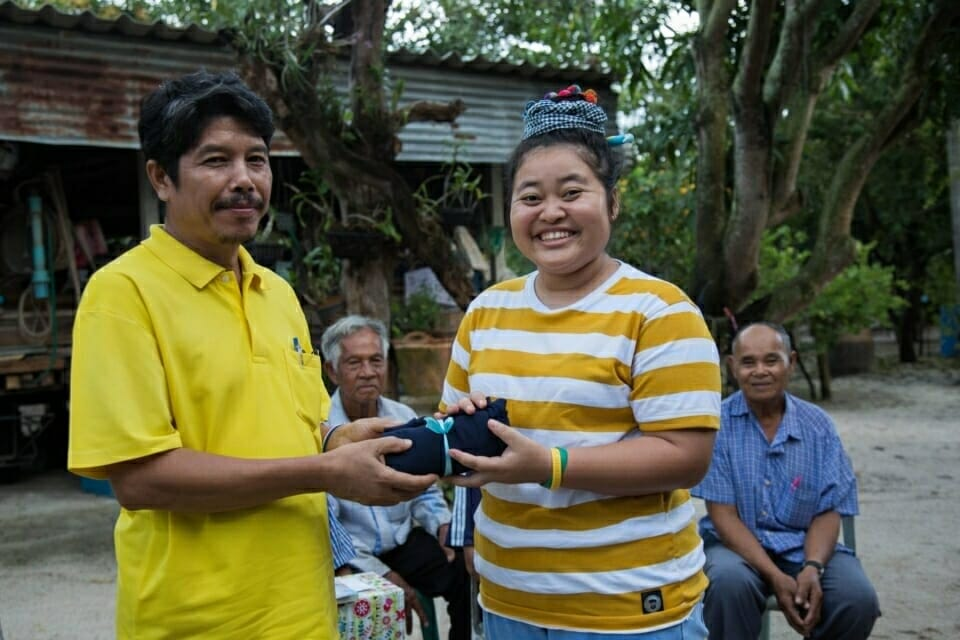 Lamnuthor Dungdanwiman, a Thai ERS student, thanked the elders for their wisdom and passion. We sadly learned that they are the last generation who are passionately monitoring the impact of the Map Ta Phut industrial Zone, and that younger generations are not as interested in protecting their communities from the industrial zone's harms.