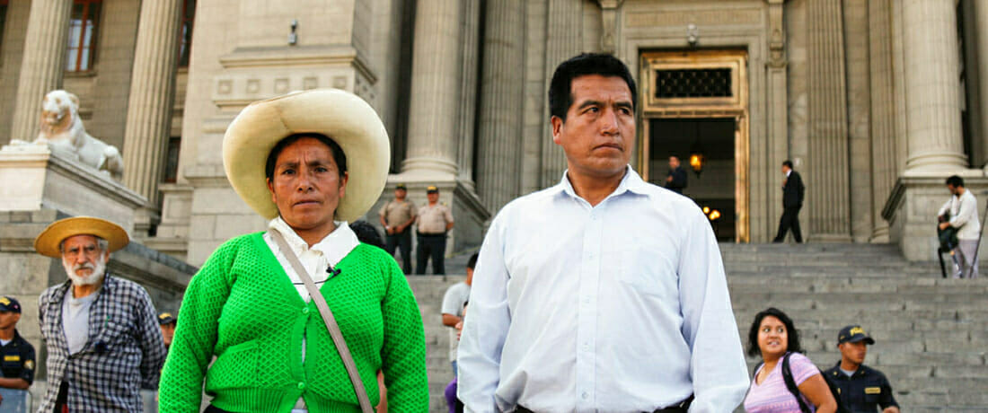 Gold Mine Giant Continues to Harass Peruvian Subsistence Farmers, Family Asks U.S. Court to Stop the Abuse