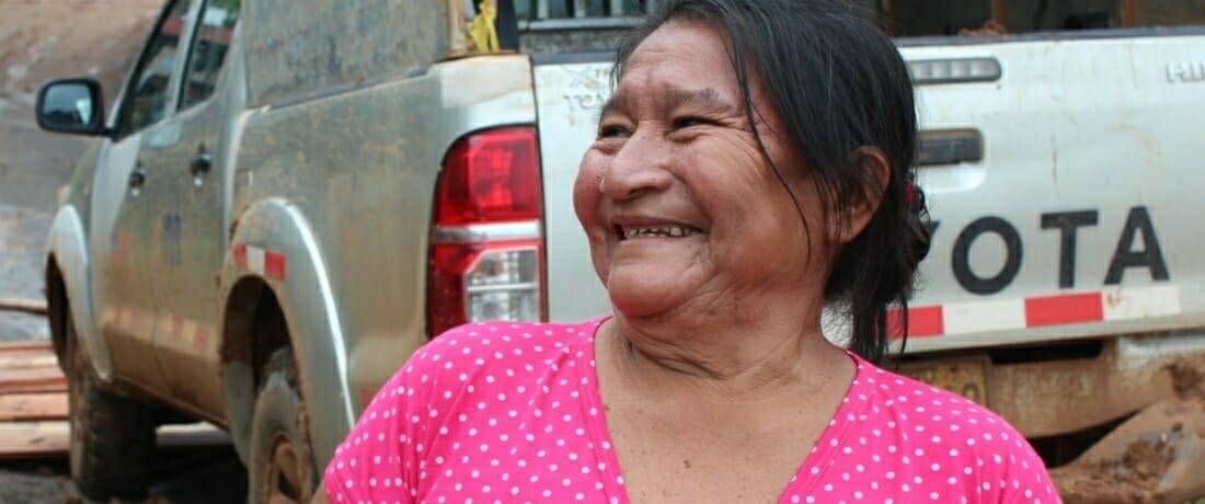 Adolfina García (Peru)