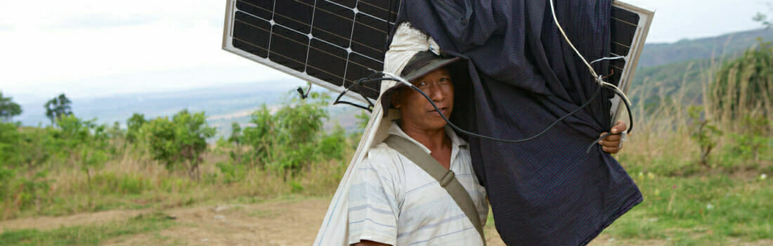 What Happens When A Carbon-Negative Country Like Myanmar Drafts Its Energy Policy?