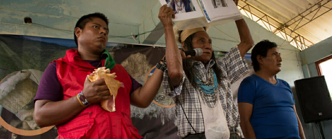 New Plan Launched to Stop Violence Against Environmental and Human Rights Defenders