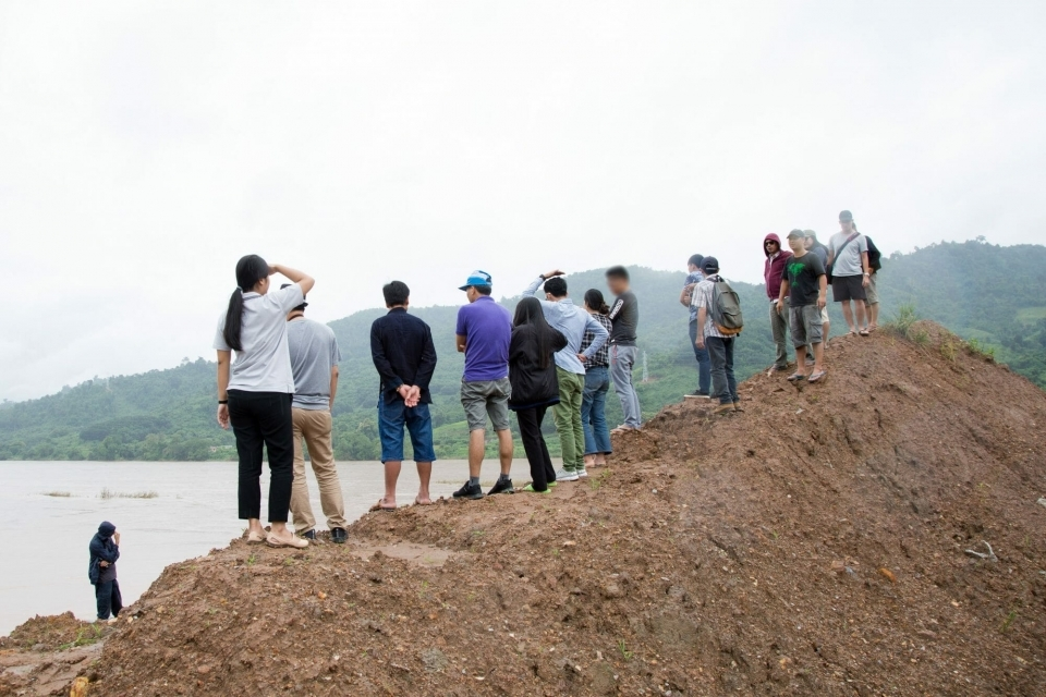Visiting the Mekong River, we gain a better understanding of the struggles that local communities along the river face.