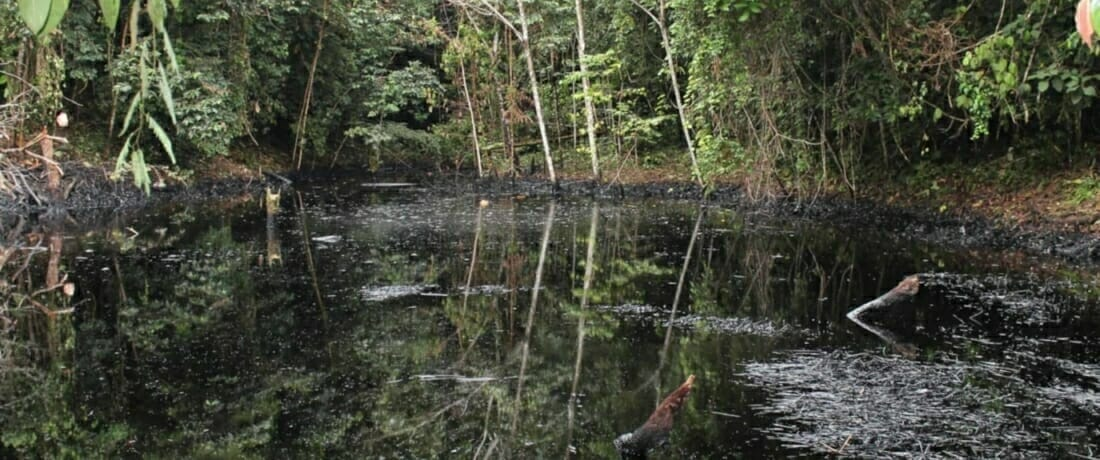 Norperuano Pipeline Contamination