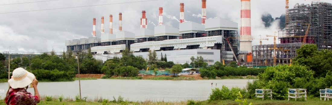 Anti-Coal Campaigns in Thailand Offer Hope to Myanmar Activists