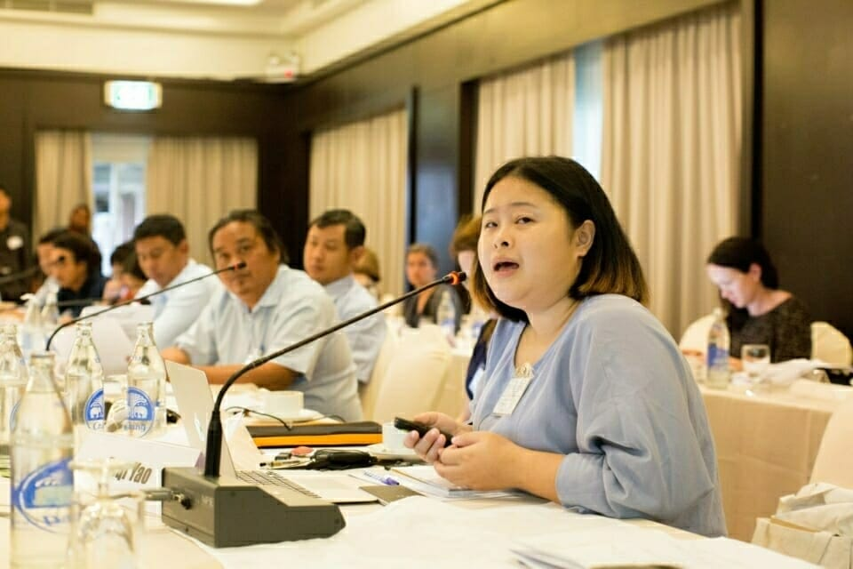 Anqi Yao, Program Officer at Greenovation Hub, discusses the situation of civil society organizations in China.
