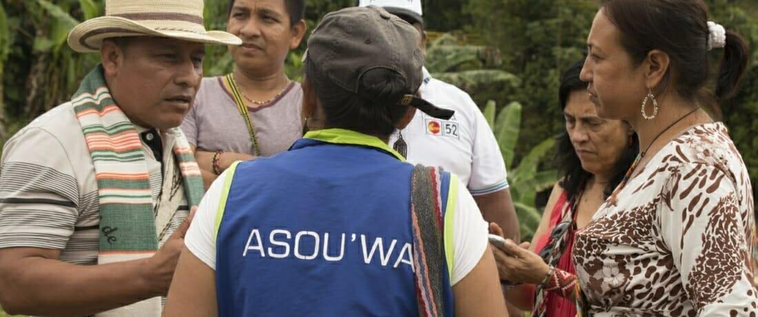 Pueblo U'wa Continua su Demanda Contra el Estado Colombiano en la Comisión Interamericana de Derechos Humanos