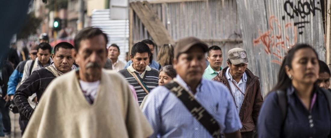 Victoria para los U'wa dado que el  caso sobre derechos territoriales indígenas Avanza en la Comisión Interamericana de Derechos Humanos