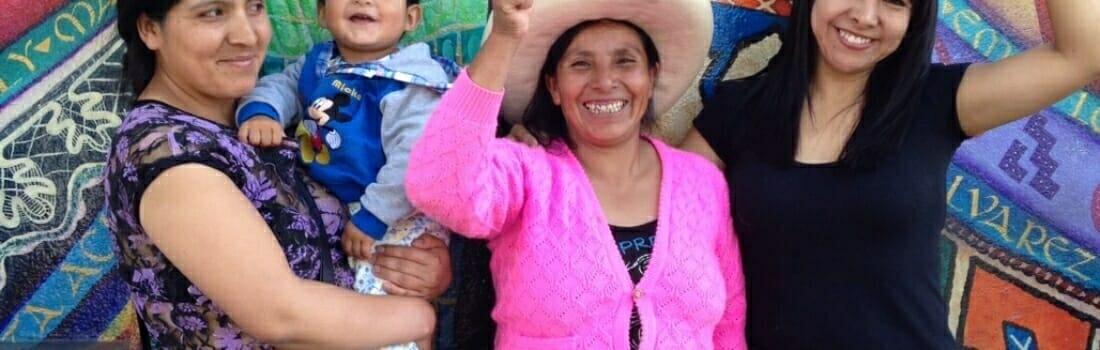 Máxima Acuña receives Goldman Award