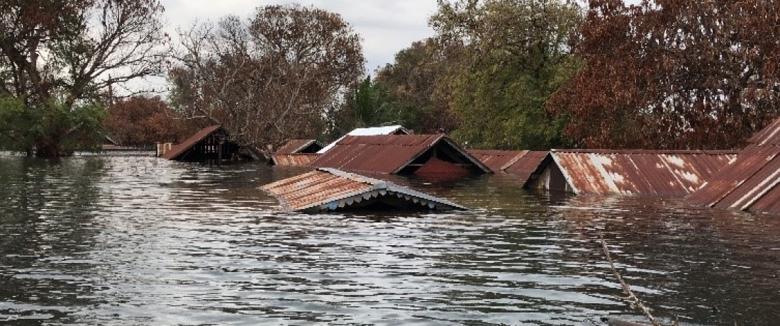 Cambodian Village Now Fully Submerged by Lower Sesan 2 Dam