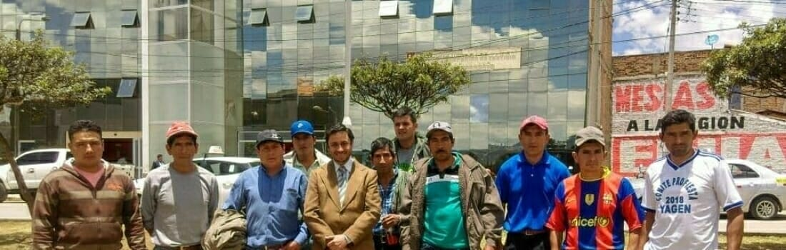Environmental Defenders of the Marañón River Win in Odebrecht Trial