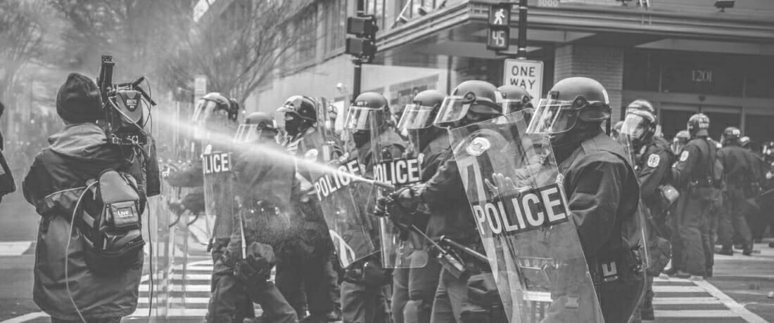 Defending Human Rights Means Defunding the Police