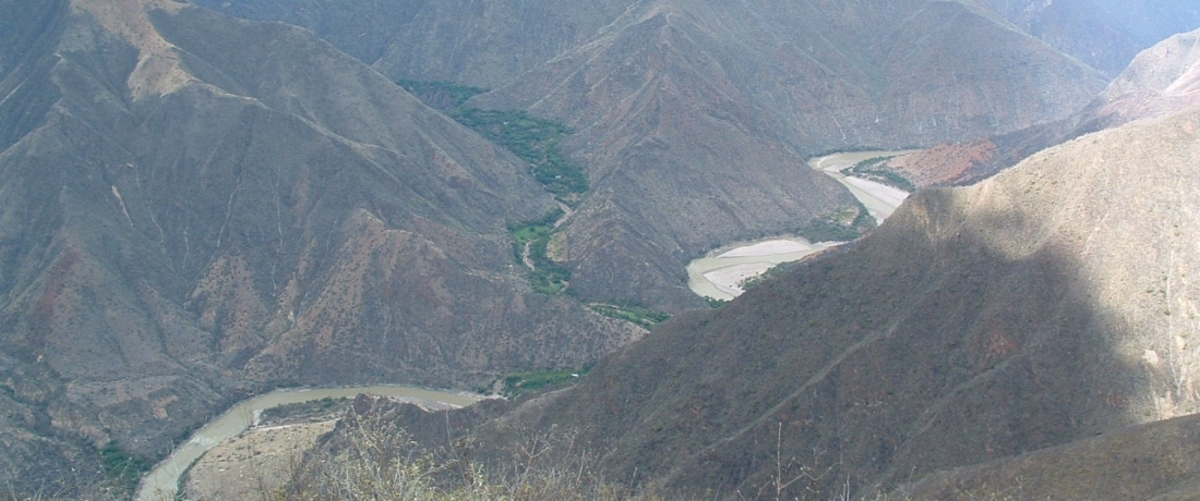 Down by the River: A Visit to the Proposed Chadin 2 Hydroelectric Dam Site