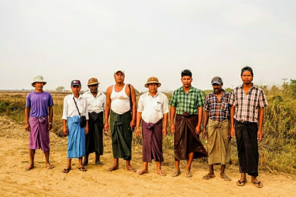 In March, we went to court with 33 farmers in Myanmar to argue that they should be acquitted of criminal trespass charges.  The 33 farmers have struggled to hold onto their land in Thida Myaing Village, near Thilawa Special Economic Zone (SEZ), for over two decades and as a result were charged with criminal trespass. EarthRights International (ERI) works with communities affected by the Thilawa SEZ and in surrounding areas and has been supporting these 33 farmers.   After a trial lasting more than 3 years, a Myanmar court found 33 farmers guilty of criminal trespass charges brought against the farmers as a result of their efforts to defend their land rights.