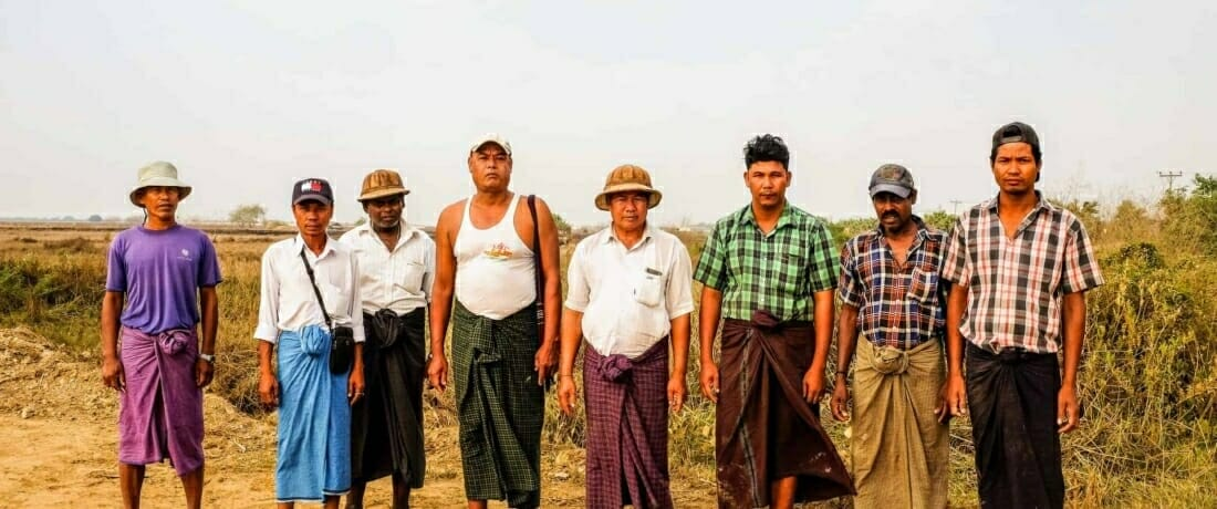 Thilawa: The 33 Farmers