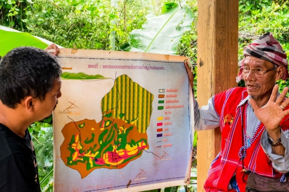 As Thailand works to mitigate carbon emissions, new forest conservation and land laws threaten to push the Ban Nong Tao communities off of their land.