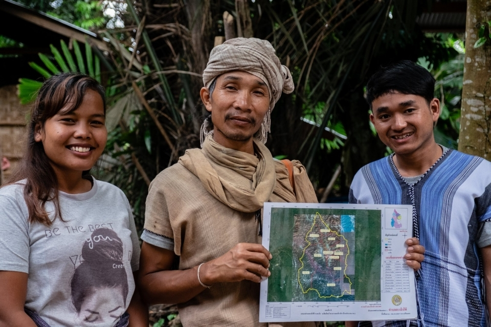 Prue Odochao and other indigenous activists across Thailand maintain that their low-impact lifestyles are a part of a solution for climate change mitigation, not a problem.