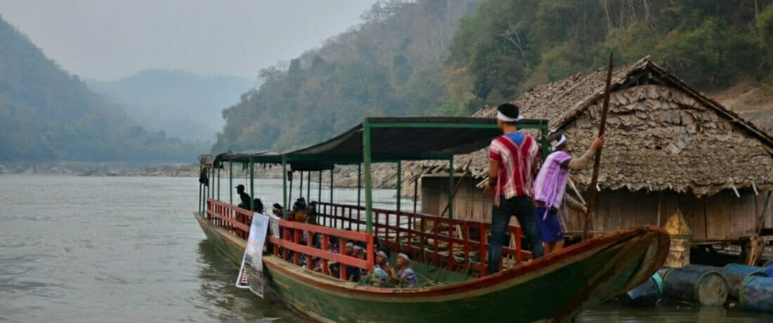 """""""The Salween is everything to us."""""""