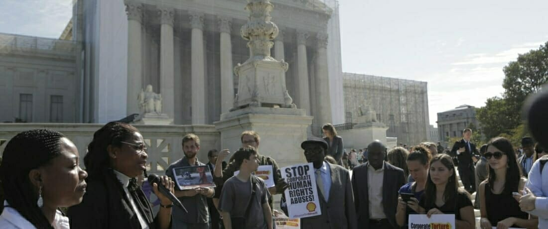 Nigerian Abuse Victims Return to Supreme Court for Assistance in Case Against Shell