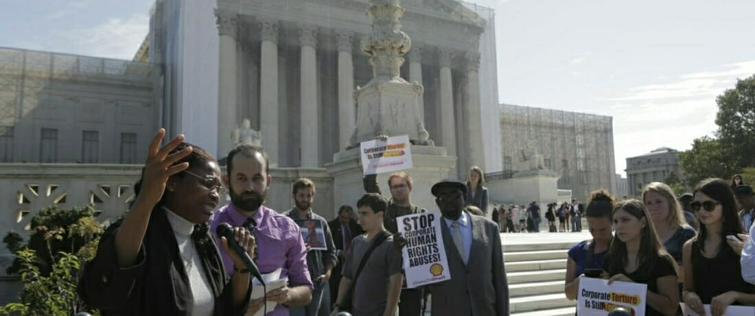 Victims of Persecution in Nigeria, Accusing Shell of Complicity, Seek U.S. Court Assistance for Dutch Lawsuit
