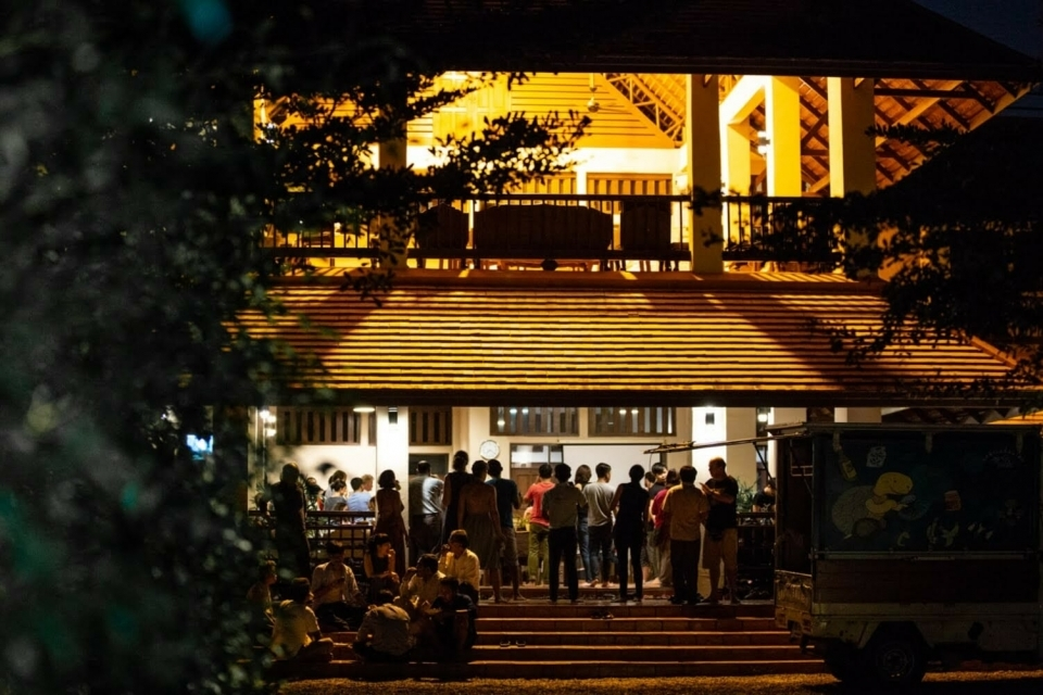 Workshops for the Forest Defenders Conference, as well as a night of celebration and solidarity, were held at the Mitharsuu Center for Leadership and Justice: the home of EarthRights International in Chiang Mai, Thailand.