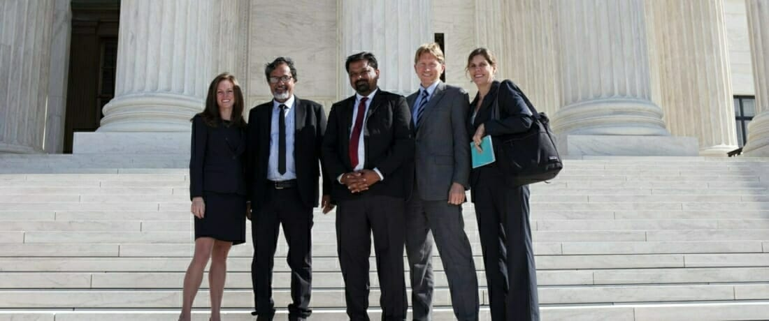 Histórica victoria en la Corte Suprema de Estados Unidos: El Grupo Banco Mundial no está por encima de la Ley.