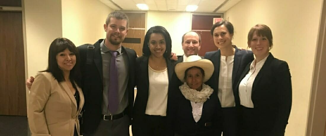 Peruvian Subsistence Farmer Asks Court to Continue Case Against U.S. Company in Delaware