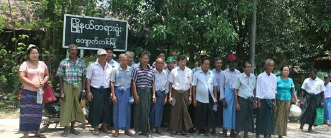 Myanmar Farmers Convicted in Major Land Rights Case