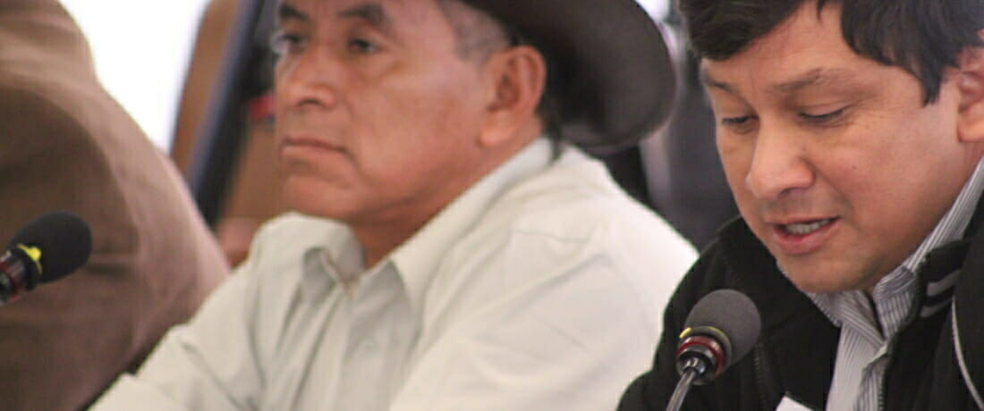 Inter-American Drama: Evading Indigenous Rights Questions, Bolivian Government Accuses NGOs of Illegal Logging and Animal Trade