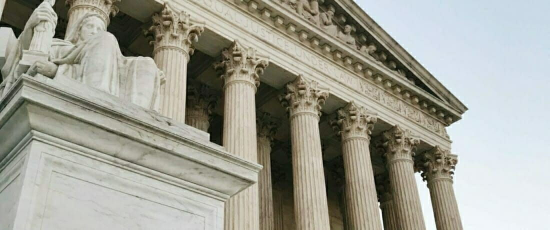 In Immunity Case, Justices Ask What Meaning Of Word 'Is' Is