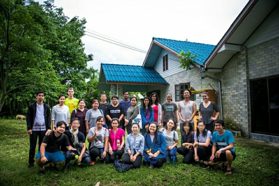 This year's EarthRights School students recently visited the largest coal-fired power plant in Thailand - the 2,400 MW Mae Moh power plant. The students learned from Maliwan Nakwirot, a community leader who has fought to protect her community from the impacts of the power plant and the nearby lignite mine. As pollution has led to over 300 deaths and caused respiratory problems for thousands, she has led her community to demand remedies and justice.