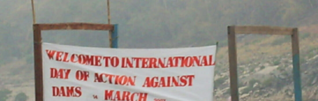 Grassroots Calling for the Withdrawal of the Salween Dam Projects
