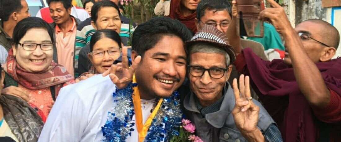 Earth Rights Defender Khaing Myo Htun Released From Prison
