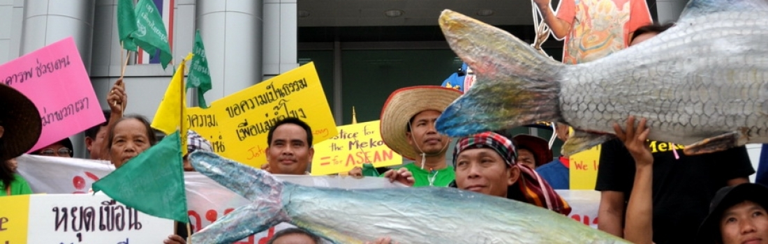 Spirit of the Mekong: A Big Day for the Future of the River