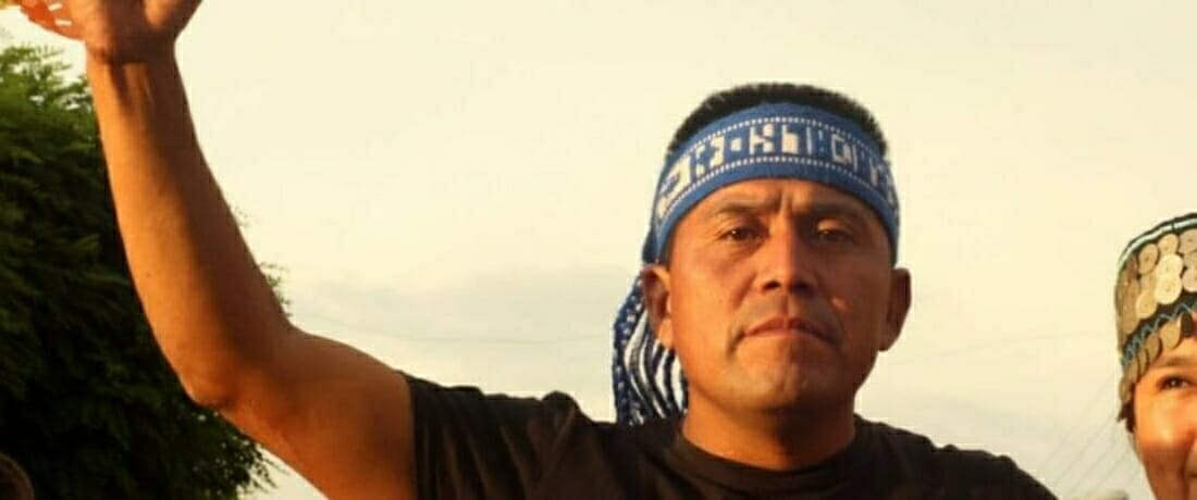 ¡Líder Mapuche, Alberto Curamil, Liberado Hoy en Chile!