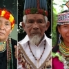 Diverse Cultures, Common Challenges.  The Amazon and Andes regions are home to hundreds of indigenous groups, each with their own unique cultural heritage, but shared challenges that cross national borders and cultural divides, including threats to their lands and livelihoods and systematic exclusion from decision-making around development projects.  Pictured here are members of three indigenous groups we've partnered with over the years: (from left) the Achuar, living along the Rio Corrientes in northern Peru; the Kichwa, in southern Ecuador; and the Shipibo-Conibo on the Rio Ucayali in eastern Peru.