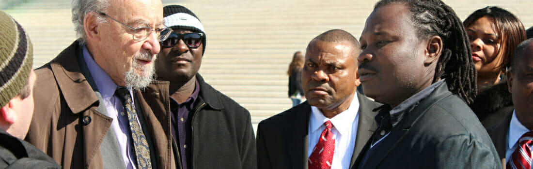 Reactions to Kiobel @ SCOTUS #2: Hoping for Justice