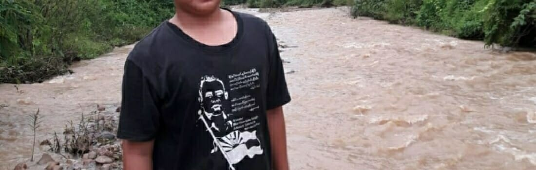 """Dream of a Youth in Tha Ta Fang Village: """"I Hope They Won't Build Any Dams Along the Salween River"""""""