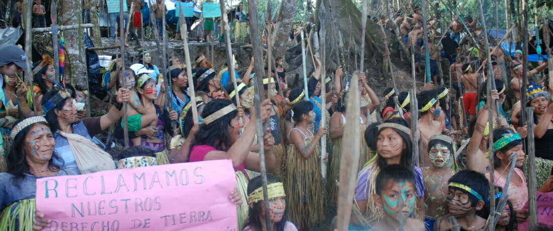 A Rocky Road to Justice in the Amazon