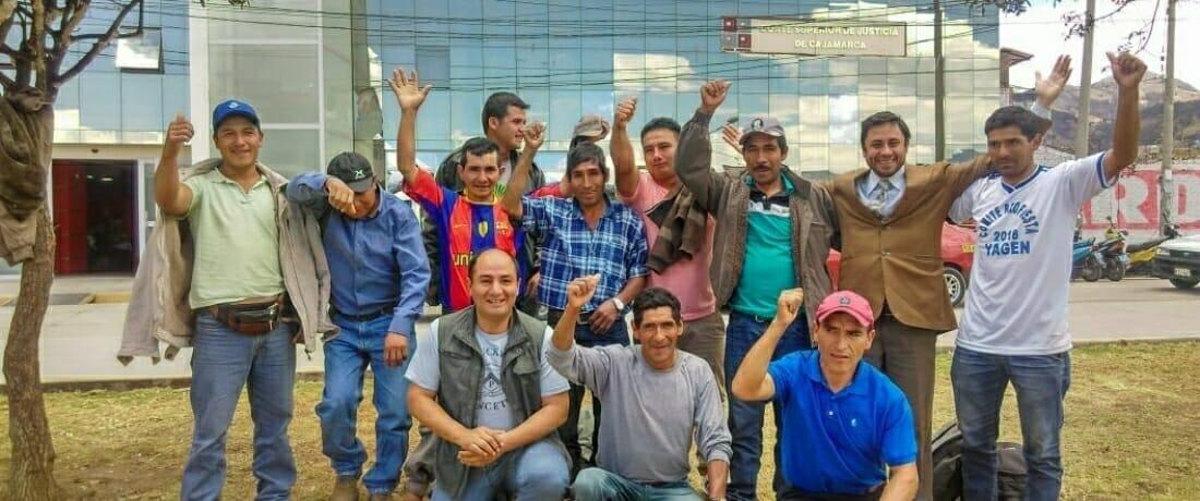 Defensores ambientales del Río Marañón le ganan en juicio a Odebrecht