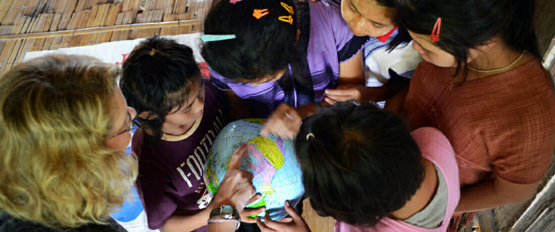 Field Notes from Thailand: A Visit to Mae Sot