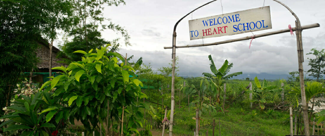 Lessons from the HEART School