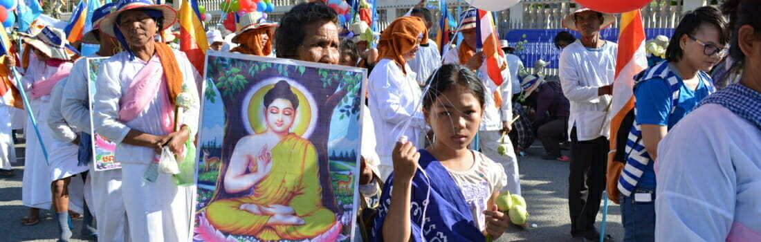 International Human Rights Day in Cambodia