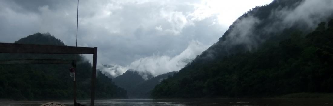I am a River