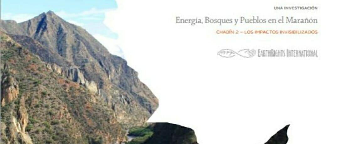 Energía, Bosques y Pueblos en el Marañón
